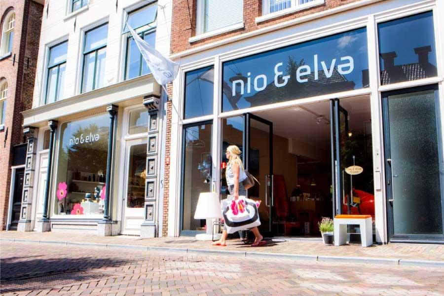 nio elva winkel